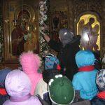 знакомство со святынями монастыря