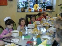 """Праздничный обед в ресторане """"Темерницкая таможня"""""""