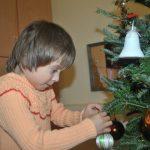 первая игрушка на елку