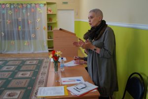 Тёмина Л.В. -о роли семинара