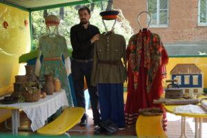 Военная форма казаков