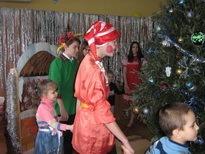 Рождественское представление от Школы №32 им. Молодой гвардии