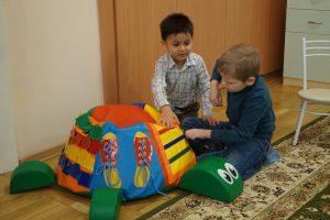 «Дом дружбы» в нашем Центре: школьники в гостях